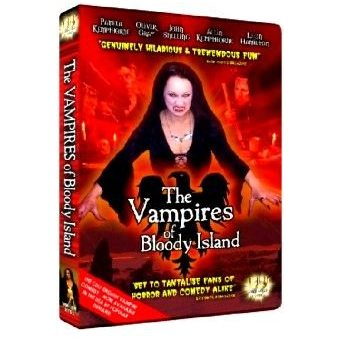 The Vampires of Bloody Island (NTSC)